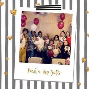 My PoshNSip Party, Was A Huge Success! Thx Ladies!